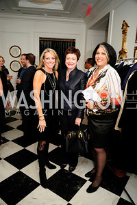 Elizabeth Bagley,Ellen Tauscher,Tammy Haddad,February 15,2013,Book Party for Lt.Gov.Gavin Newsom's ''Citizenville ''at The Jefferson Hotel,Kyle Samperton