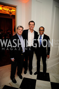 John Coale,Lt.Gov.Gavin Newsom,Jonathan Capehart,February 15,2013,Book Party for Lt.Gov.Gavin Newsom's ''Citizenville ''at The Jefferson Hotel,Kyle Samperton