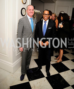 Peter O'Toole,Jonathan Capehart,February 15,2013,Book Party for Lt.Gov.Gavin Newsom's ''Citizenville ''at The Jefferson Hotel,Kyle Samperton