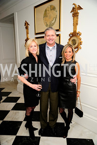 Julie Chase,Frank Blaul,Eve O'Toole,February 15,2013,Book Party for Lt.Gov.Gavin Newsom's ''Citizenville ''at The Jefferson Hotel,Kyle Samperton