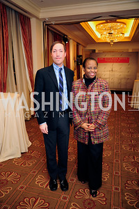 Daniel Hinson,Reta Lewis,February 15,2013,Book Party for Lt.Gov.Gavin Newsom's ''Citizenville ''at The Jefferson Hotel,Kyle Samperton