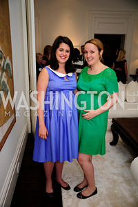 KristenUrbahn,Anna Latimore, May 7,2013, Book Party for'' Rumsfelds Rules''Kyle Samperton