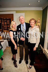 Susan Pillsbury,Richard Myers,Mary Jo Myers, May 7,2013, Book Party for'' Rumsfelds Rules''Kyle Samperton