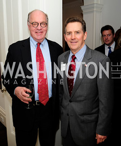 Tim Matz,Jim DeMint, May 7,2013, Book Party for'' Rumsfelds Rules''Kyle Samperton