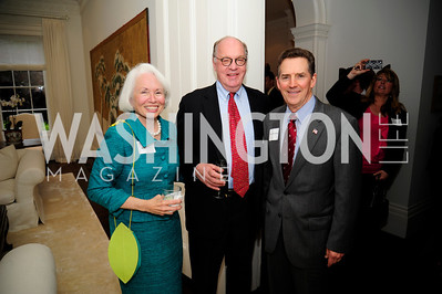 Jan Matz,Tim Matz,Jim DeMint, May 7,2013, Book Party for'' Rumsfelds Rules''Kyle Samperton