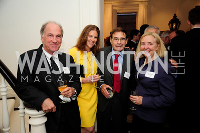 Robin Sproul,Emily Lenzer,Terry Lenzer,Robin Sproul, May 7,2013, Book Party for'' Rumsfelds Rules''Kyle Samperton