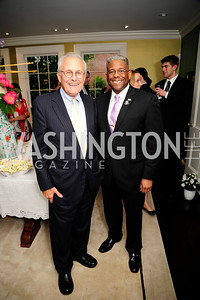 Former Sec.of Def.Donald Rumsfeld,Allen West,   May 7,2013, Book Party for'' Rumsfelds Rules''Kyle Samperton