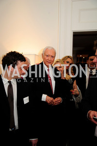 Sen.Orrin Hatch, May 7,2013, Book Party for'' Rumsfelds Rules''Kyle Samperton