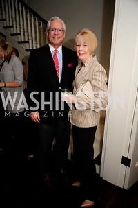 Ray DuBois,Lynne Pace, May 7,2013, Book Party for'' Rumsfelds Rules''Kyle Samperton