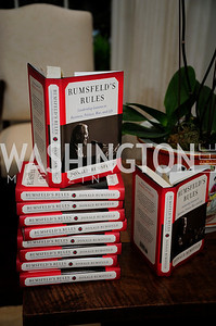 Book Party for'' Rumsfelds Rules''May 7,2013'' Kyle Samperton