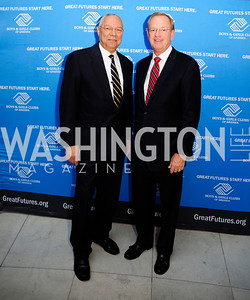 Colin Powell,Jim Clark,September 17,2013,Boys and Girls Club Youth of the Year Gala,Kyle Samperton