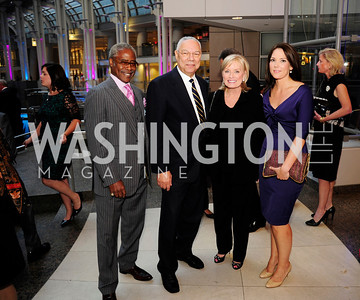 Ed Lewis,Colin Powell, Susan Porcaro Goings,Erica Hill,September 17,2013,Boys and Girls Club Youth of the Year Gala,Kyle Samperton