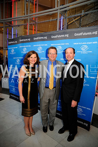Julie Teer,Warren Boley,Ron Gidwitz,September 17,2013,Boys and Girls Club Youth of the Year Gala,Kyle Samperton