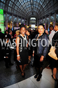 Yinka Robinson,Yvette Robinson,September 17,2013,Boys and Girls Club Youth of the Year Gala,Kyle Samperton
