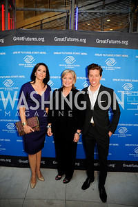 Erica Hill, Susan Porcaro Goings,Shaun White,September 17,2013,Boys and Girls Club Youth of the Year Gala,Kyle Samperton
