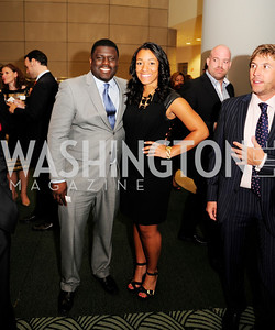 Artis Stevens,Trei Dudley,September 17,2013,Boys and Girls Club Youth of the Year Gala,Kyle Samperton