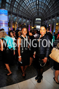 Yinka Robinson,Yvette Robinson,September 17,2013,Boys and Girls Club Youth of the Year Gala,Kyle Samperton