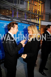 Tommy McFly,Goldie Hawn,September 17,2013,Boys and Girls Club Youth of the Year Gala,Kyle Samperton