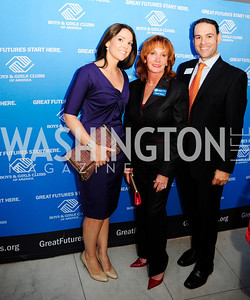Erica Hill,  Colette Young,Roger Henry LaGreca,September 17,2013,Boys and Girls Club Youth of the Year Gala,Kyle Samperton