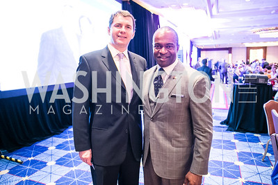 ID  DeMaurice Smith. Photo by Alfredo Flores. Boys and Girls Club of Greater Washington Tim Russert Dinner. JW Marriott. May 22, 2013