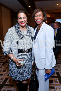 Debbi Jarvis, Kelly Dibble. Photo by Tony Powell. Boys and Girls Clubs ICON '13 Dinner & Talent Showcase. Four Seasons. October 23, 2013