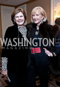 Helen Gordon, Lola Reinsch. Photo by Tony Powell. Boys and Girls Clubs ICON '13 Dinner & Talent Showcase. Four Seasons. October 23, 2013