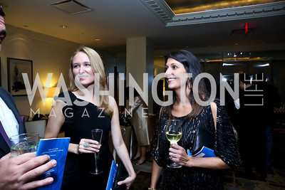 Elizabeth Staniko, Jeana Foster. Photo by Tony Powell. Boys and Girls Clubs ICON '13 Dinner & Talent Showcase. Four Seasons. October 23, 2013