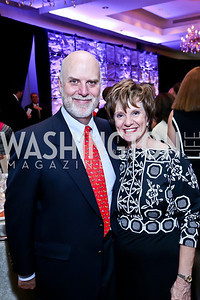 National Zoo Director Dennis Kelly and Debby Kelly. Photo by Tony Powell. Boys and Girls Clubs ICON '13 Dinner & Talent Showcase. Four Seasons. October 23, 2013
