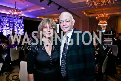 Elaine Weinstein, Howard Forman. Photo by Tony Powell. Boys and Girls Clubs ICON '13 Dinner & Talent Showcase. Four Seasons. October 23, 2013