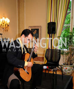 BSO Woodwind Quintent May 9,2013,Bravo Reception at The Residence of The Ambassdor of Brazil.Kyle Samperton