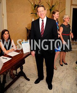 Christopher Wolfe,  May 9,2013,Bravo Reception at The Residence of The Ambassdor of Brazil.Kyle Samperton