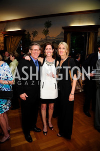 Willie Cato,Liddy Manson, Kristina Cato,  May 9,2013,Bravo Reception at The Residence of The Ambassdor of Brazil.Kyle Samperton