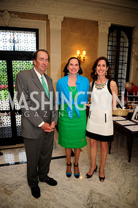 Jack Biddle,Foree Biddle,Liddy Manson,  May 9,2013,Bravo Reception at The Residence of The Ambassdor of Brazil.Kyle Samperton