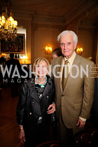 Charlotte Schlosberg,Ken Schlosberg,  May 9,2013,Bravo Reception at The Residence of The Ambassdor of Brazil.Kyle Samperton
