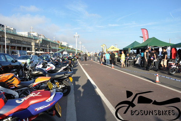 Brighton Bike Night July