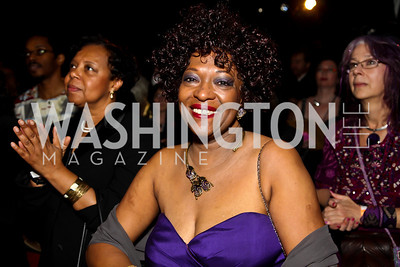 Poet and author Rita Dove. Photo by Tony Powell. Busboys and Poets Peace Ball. Arena Stage. January 20, 2013