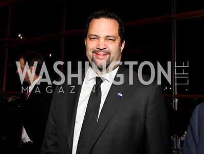 NAACP President and CEO Ben Jealous. Photo by Tony Powell. Busboys and Poets Peace Ball. Arena Stage. January 20, 2013