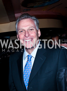 Terry McAuliffe. Photo by Tony Powell. Cafe Milano Inaugural Celebration. January 21, 2013