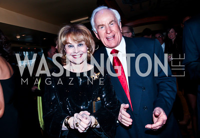 Ann and Lloyd Hand. Photo by Tony Powell. Cafe Milano Inaugural Celebration. January 21, 2013