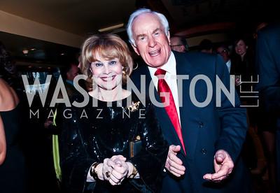 Ann and Lloyd Hand. Photo by Tony Powell. Cafe Milano Inaugural Celebration. January 21, 2013