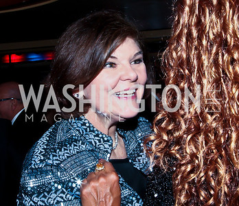 Ann Compton. Photo by Tony Powell. Cafe Milano Inaugural Celebration. January 21, 2013