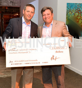 Capital for Children's Casino Night at LongvView Gallery.  Saturday, October 5, 2013.  Photo by Ben Droz