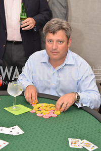 Dean D'Angelo, Capital for Children's Casino Night at LongvView Gallery.  Saturday, October 5, 2013.  Photo by Ben Droz