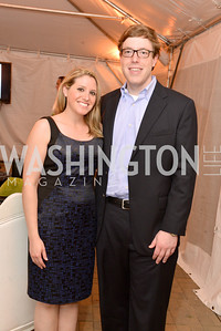 Wendy Waldeck, Chris Ruckert, Capital for Children's Casino Night at LongvView Gallery.  Saturday, October 5, 2013.  Photo by Ben Droz