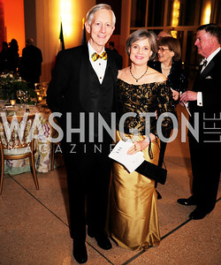 John Marshall,Charlotte Marshall,March 2,2013,Cathedral Choral Society's Angel Of the Arts Award Gala,Kyle Samperton