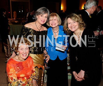 Barbara Gordon,Charlotte MarshallCharlotte Schlosberg,Laura Denise Bisogniero,,March 2,2013,Cathedral Choral Society's Angel Of the Arts Award Gala,Kyle Samperton