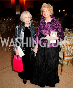 Catherine Wheeler, Betsey Feinberg,March 2,2013,Cathedral Choral Society's Angel Of the Arts Award Gala,Kyle Samperton