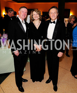 Doug Wheeler,Laura Denise Bisogniero,Italian Amb.Claudio Bisogniero,March 2,2013,Cathedral Choral Society's Angel Of the Arts Award Gala,Kyle Samperton