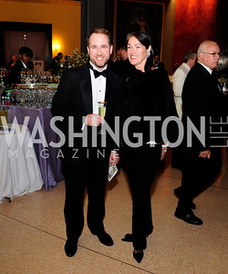Todd Fickley,Debra Kraft,March 2,2013,Cathedral Choral Society's Angel Of the Arts Award Gala,Kyle Samperton