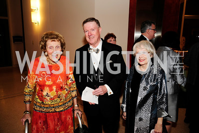 Barbara Gordon,Doug Wheeler,Catherine Wheeler,March 2,2013,Cathedral Choral Society's Angel Of the Arts Award Gala,Kyle Samperton